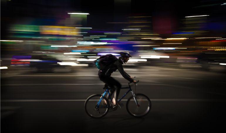 Use a velocidade do obturador para criar movimento