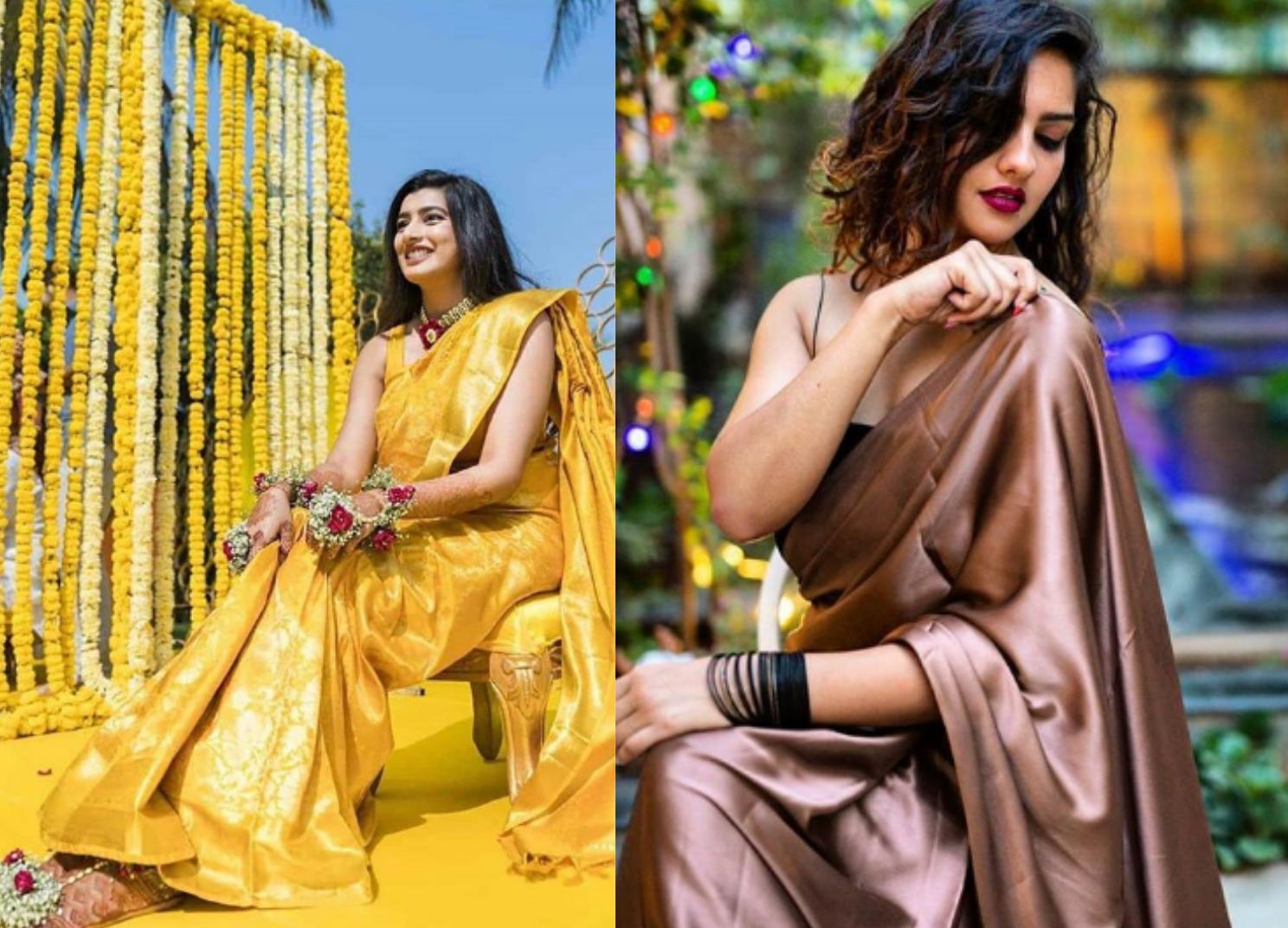 best south indian wedding sarees