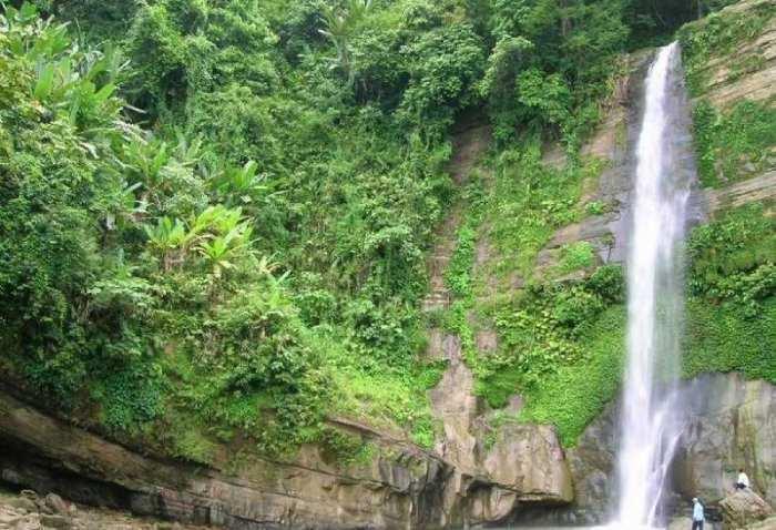 waterfalls of Himachali hills Cox's Bazar