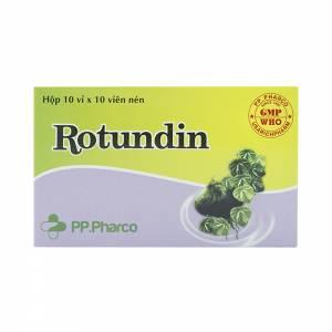 Rotundin giúp giảm nhanh đau đầu, ổn định hệ thần kinh