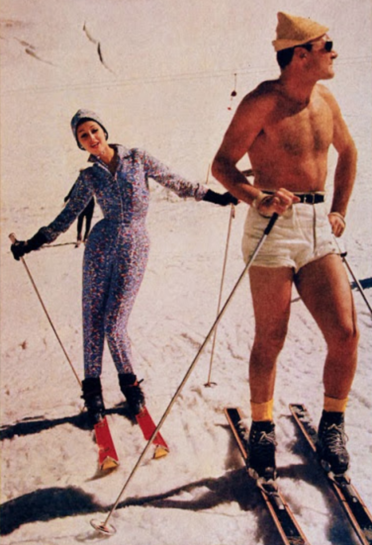 Going skiing? Read Karen Klopp and Hilary Dick's article in New York Social Diary.Hit the slopes in style.