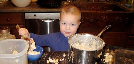 homeschool breakfast morning plan