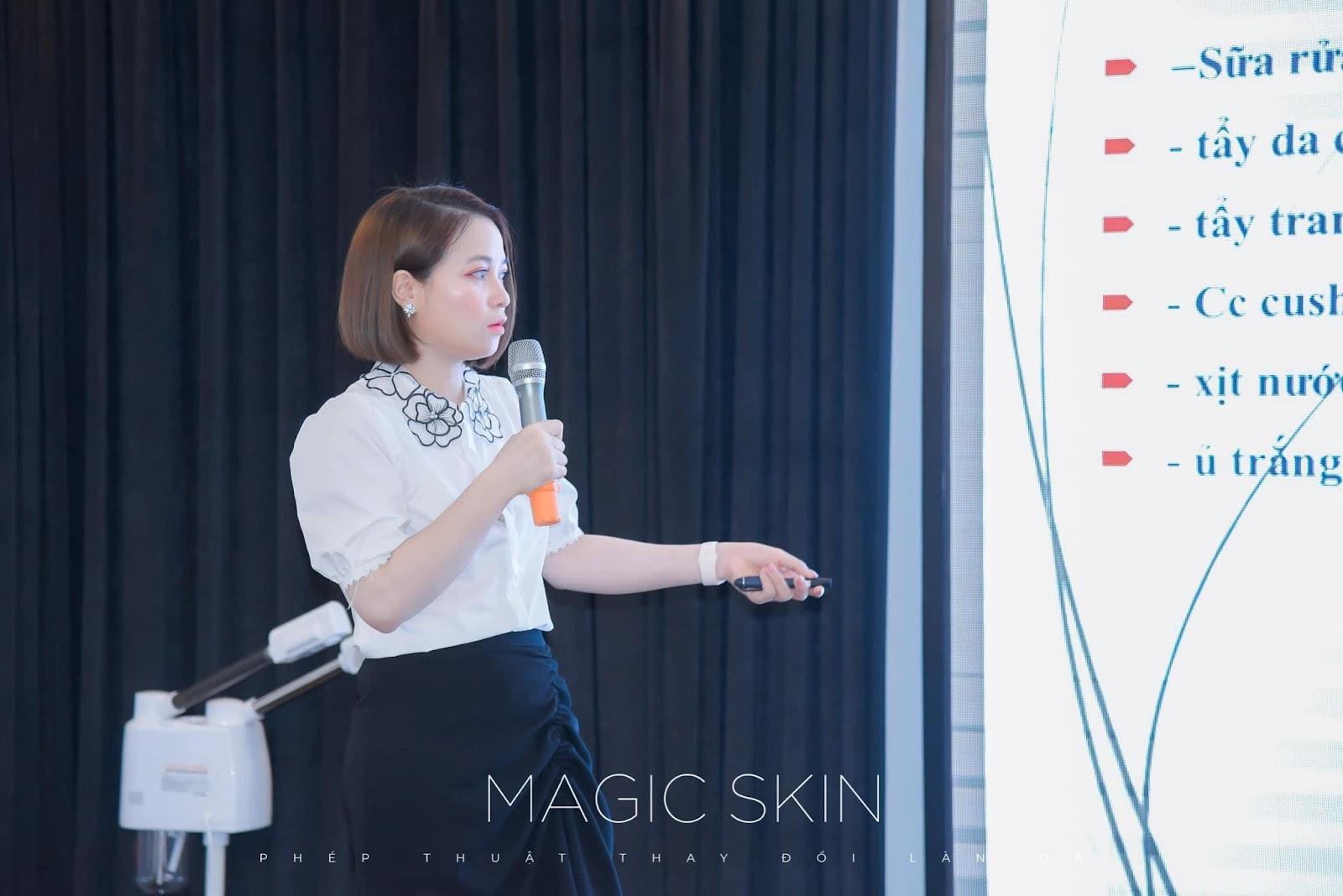 Doanh nhân Bến Bế - Thành công bứt phá nhờ kinh doanh mỹ phẩm Magic Skin - Ảnh 4