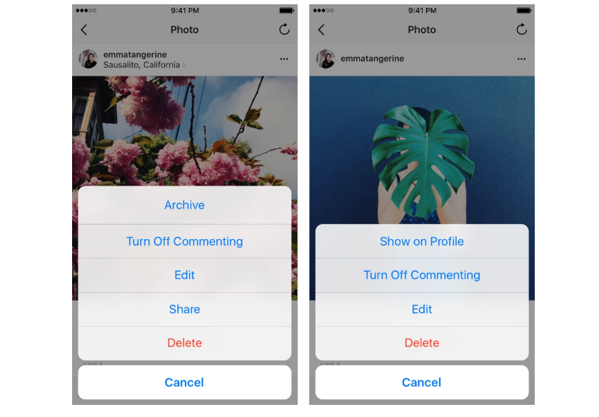 How To Archive And Unarchive Photos On Instagram image