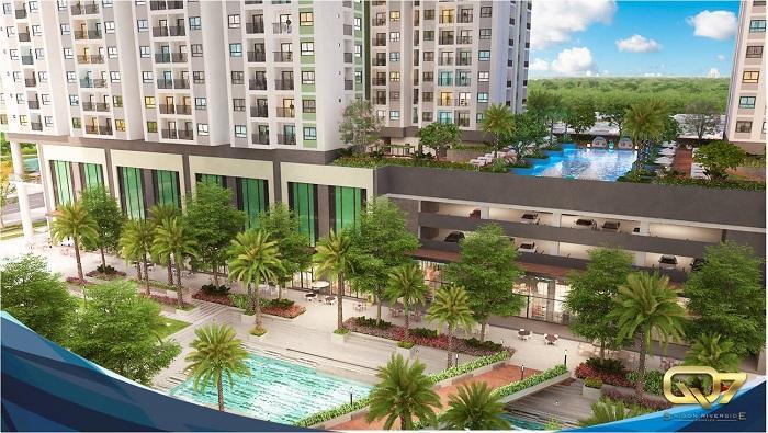 Những dự án căn hộ Hưng Thịnh quận 7