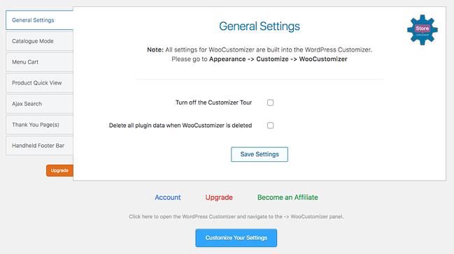 Best WordPress Plugins: Store Customizer