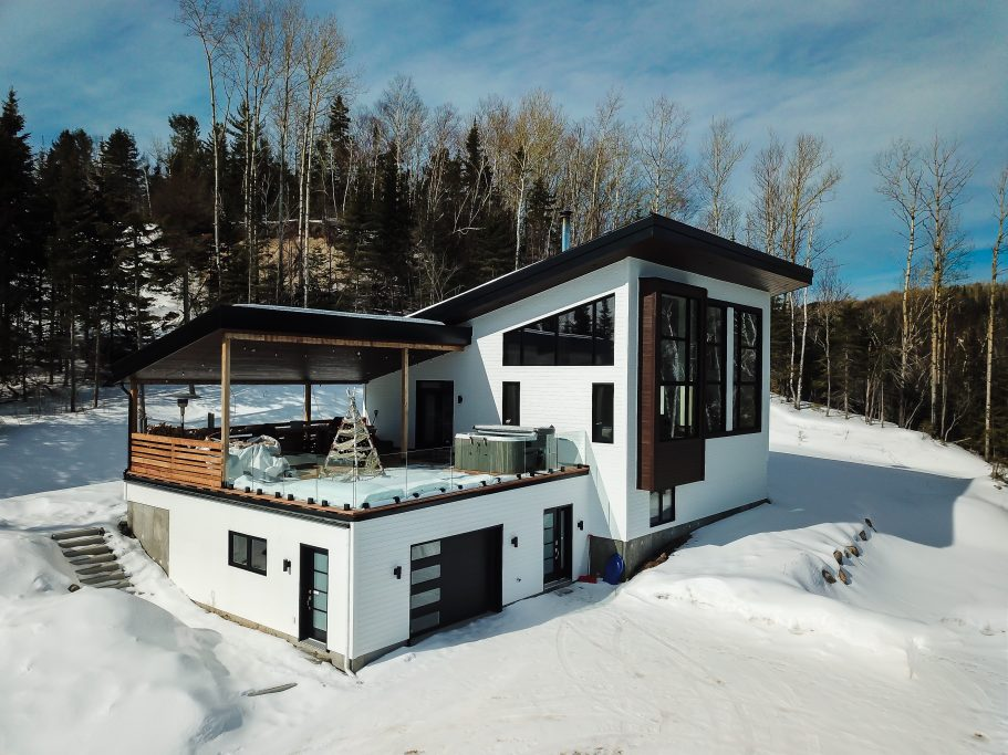 Cottages for rent in Charlevoix #1