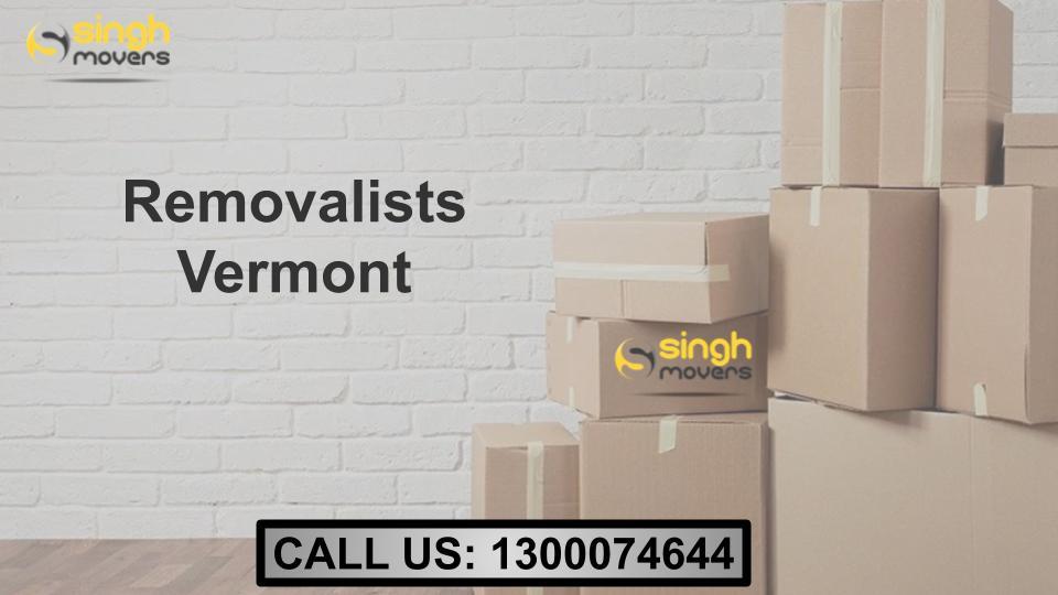 Removalists Vermont