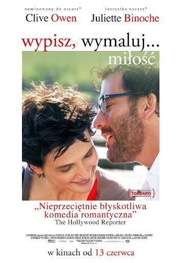 Polski plakat filmu 'Wypisz, Wymaluj... Miłość'