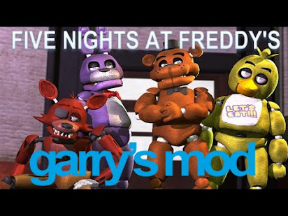 How to download gmod five nights at freddy's