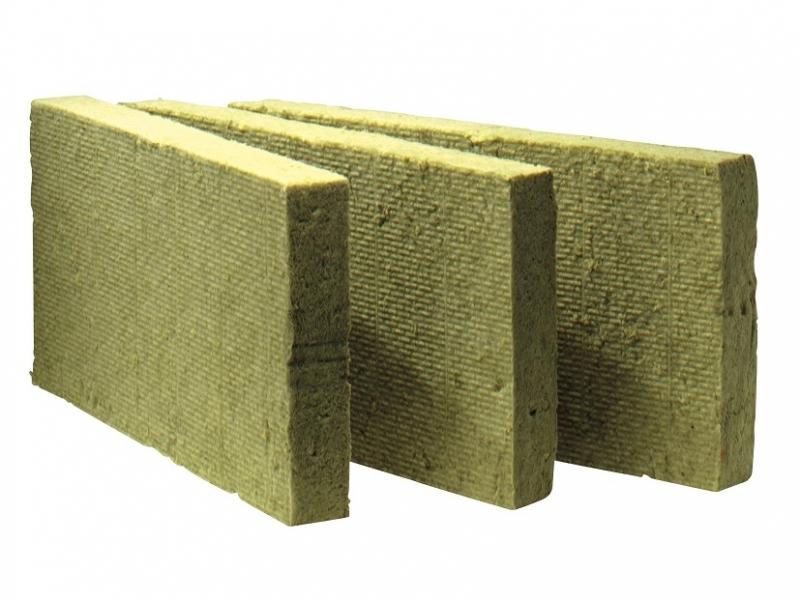 Каменная (базальтовая) вата для утепления