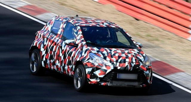 Toyota Yaris 2020 เตรียมเปิดตัวปีหน้า