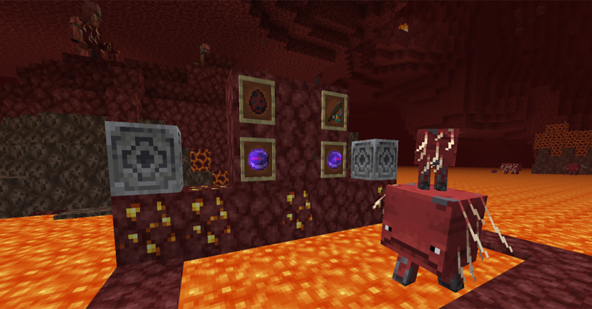 Nether Creatures
