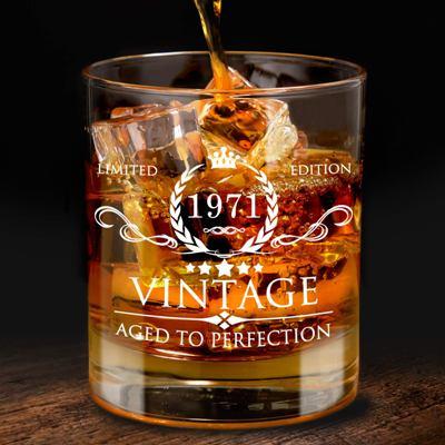 AOZITA 11oz Best Whiskey Glasses In India
