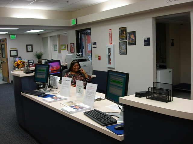 Child & Youth Services - Front Desk