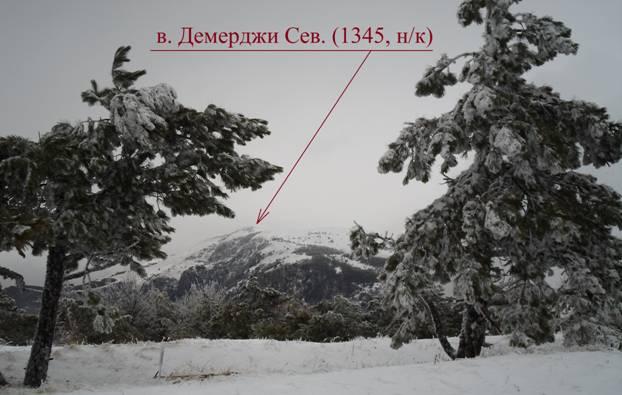 Отчёт о пешем спортивном походе второй категории сложности по горному Крыму