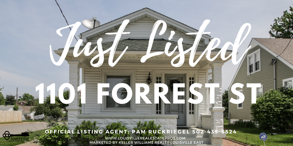 The Louisville Real Estate Pros Present: 1100 Forrest St Louisville KY 40217. Camelback home for sale in Germantown. For more information: https://www.louisvillerealestatepros.com/blog/official-listing-agent-presents-1101-forrest-st-louisville-ky-40217/