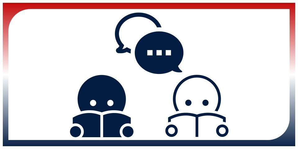 decorative chatting icon