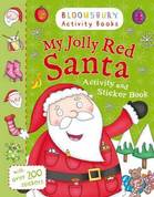 Mr Jolly Red Santa - The Book People