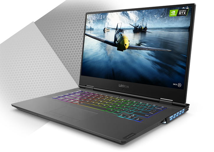 Performa Laptop Gaming Lenovo Y740