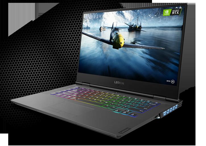 Performa Laptop Gaming Lenovo Y740