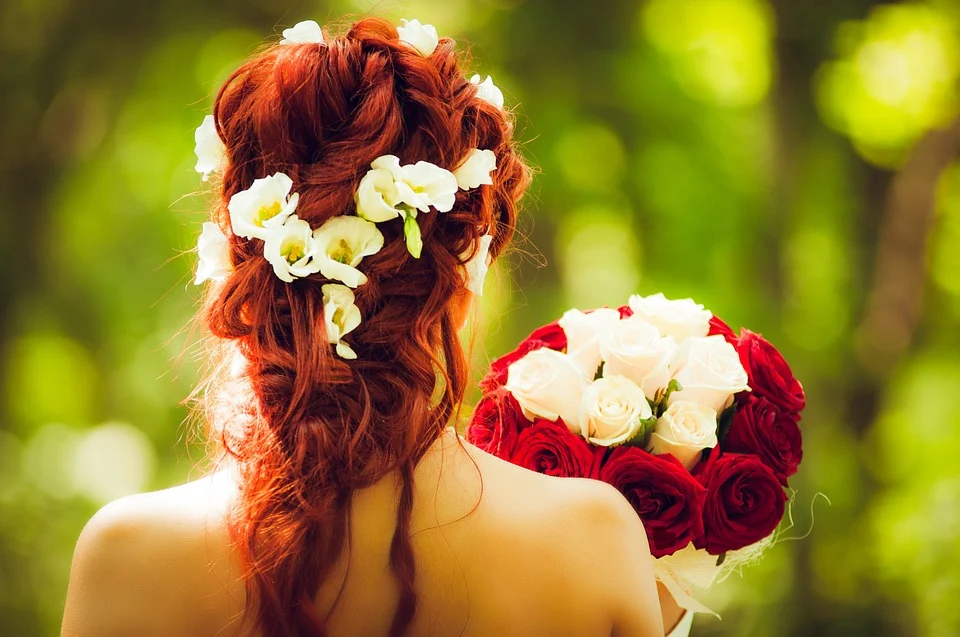 Hair choices for budget weddings