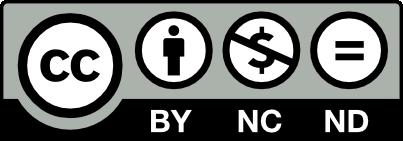 C'est le symbole d'une licence de création commune.