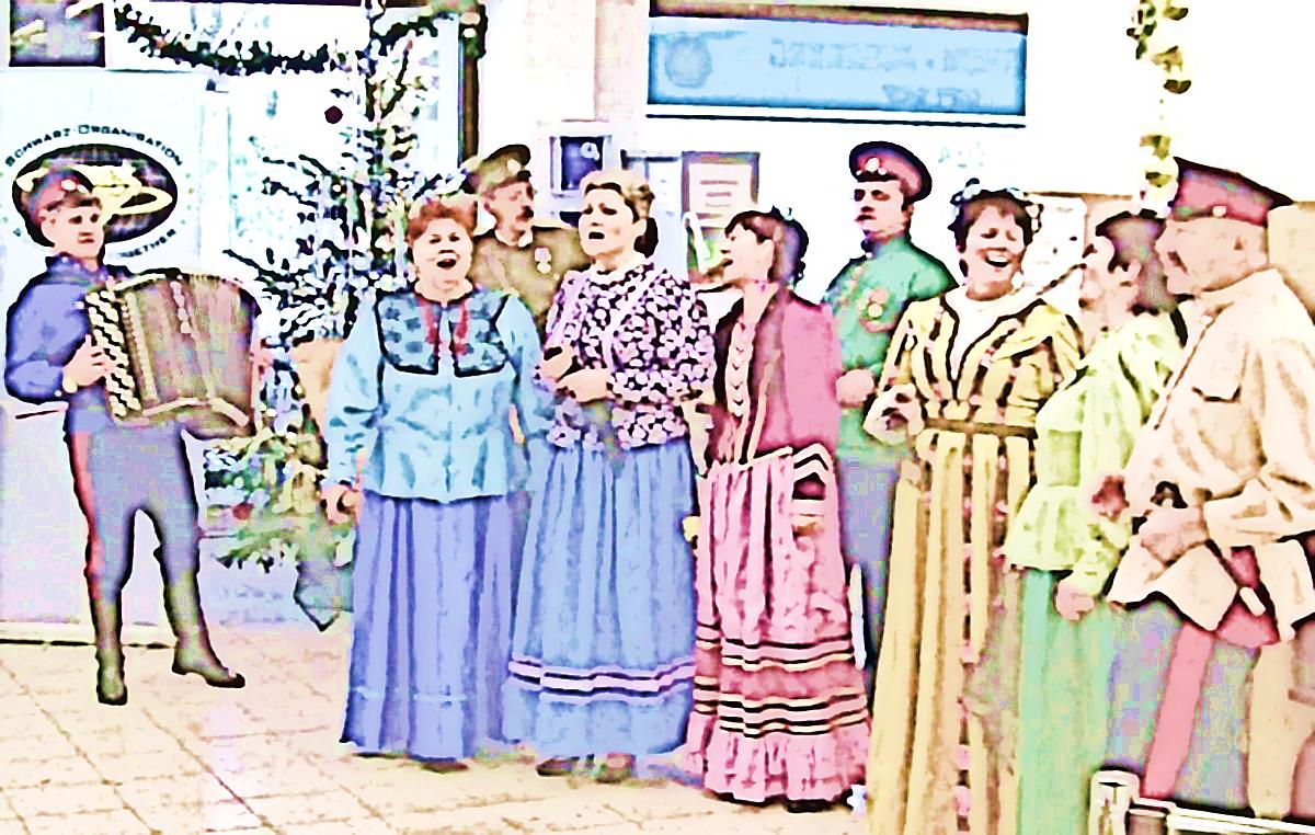 Аугсбургские казаки