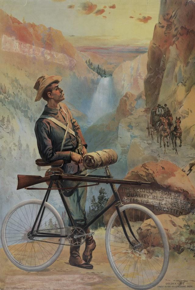 গোল্ডেন গেট,১৮৯৭। চিত্রসূত্র: Unsplash