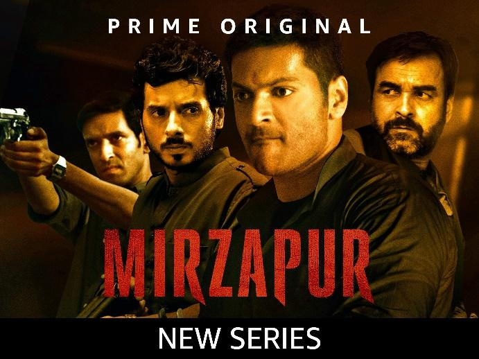 """A Gangs of Wasseypur, without Soul:- """"Gangs of Mirzapur""""- a review ..."""