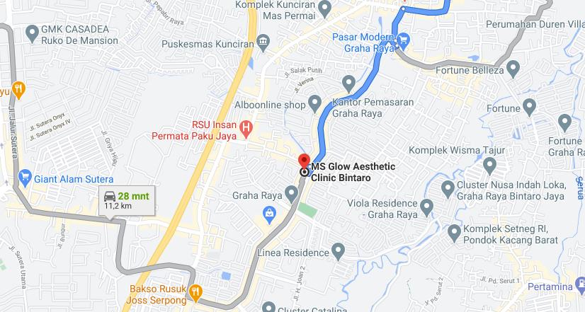 MS Glow Aesthetic Clinic Bintaro