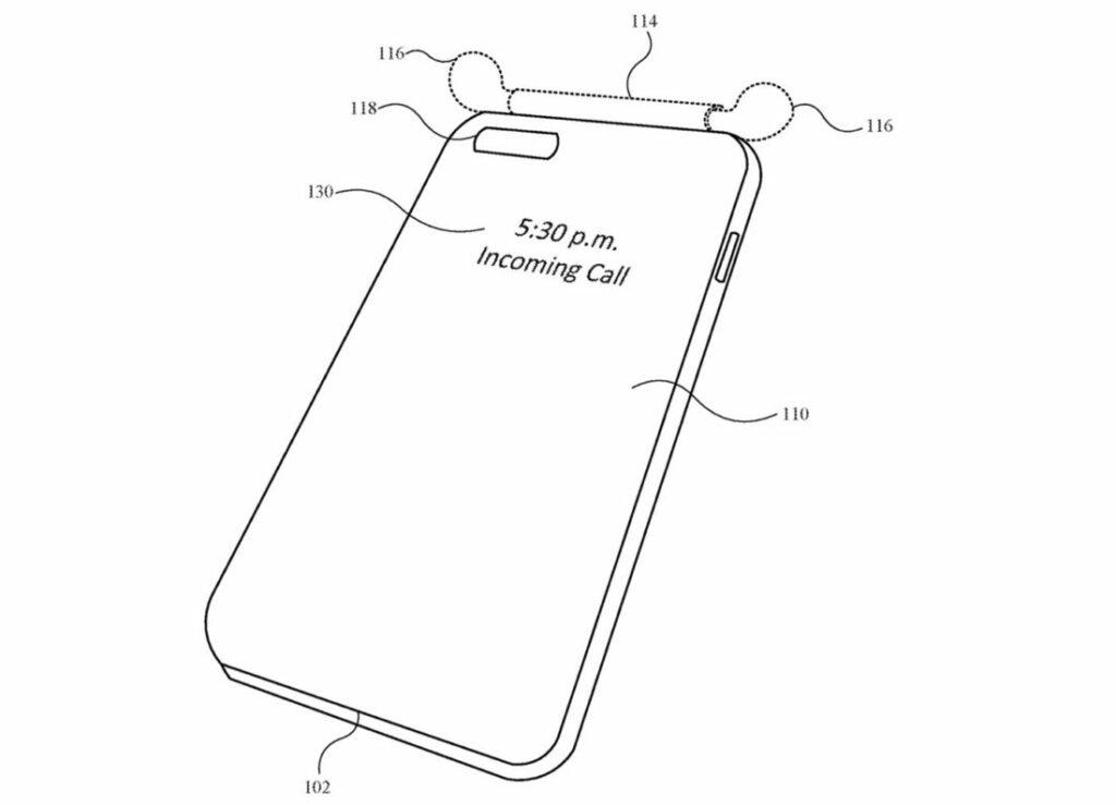 Apple travaillerait sur une coque d'iPhone qui recharge les AirPods