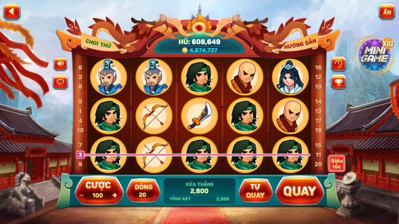 Slot game Việt KingFun - Nổ hũ phát tài đổi ngàn quà khủng 3