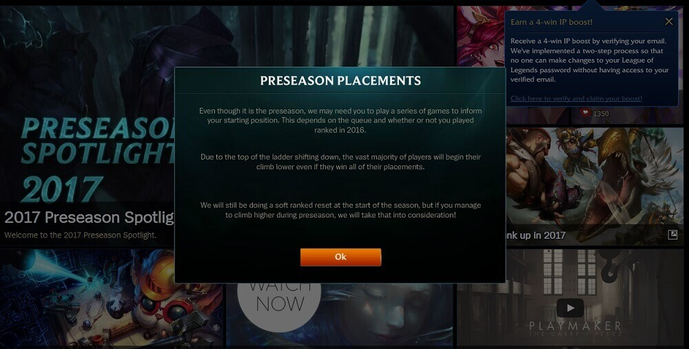 season 7 ranked queue lol