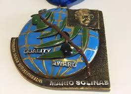 Mario Solinas award