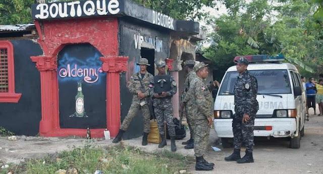 Cuatro personas fallecidas, incluyendo una joven mujer en tiroteos en guaraguao Villa Riva