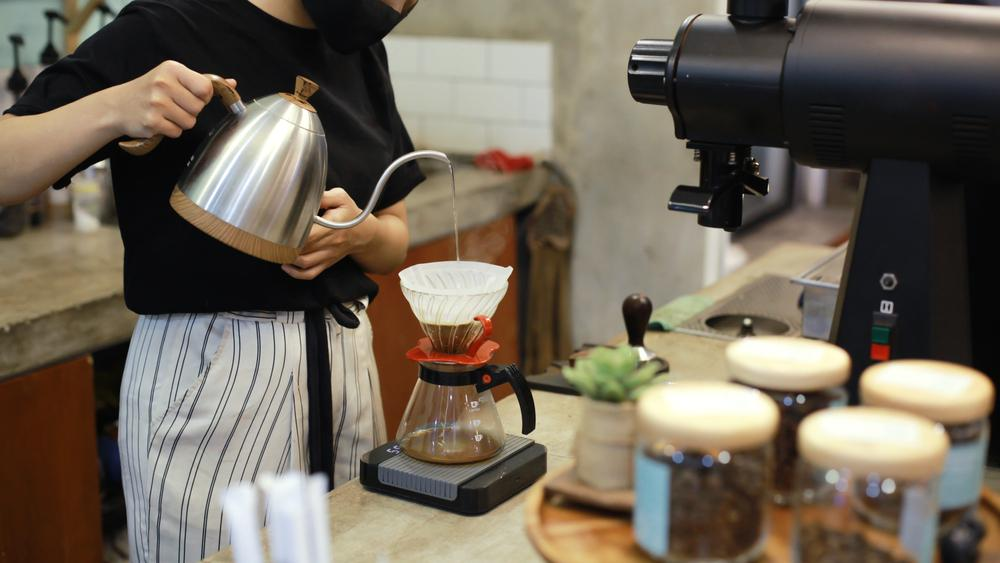 HOW TO DESCALE A COFFEE MAKE