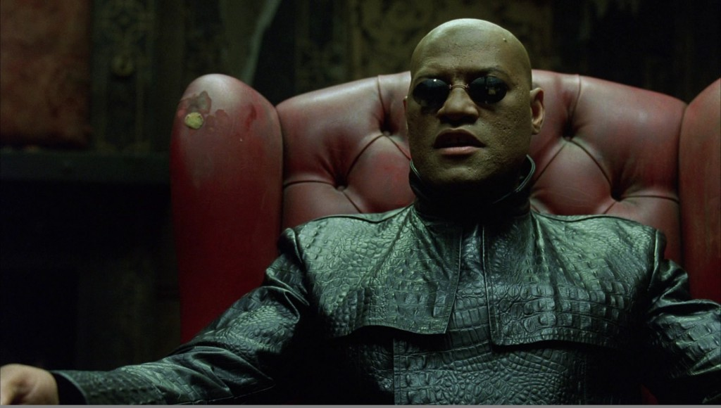 Morpheus Hero's Journey, persuaded to take the red pill
