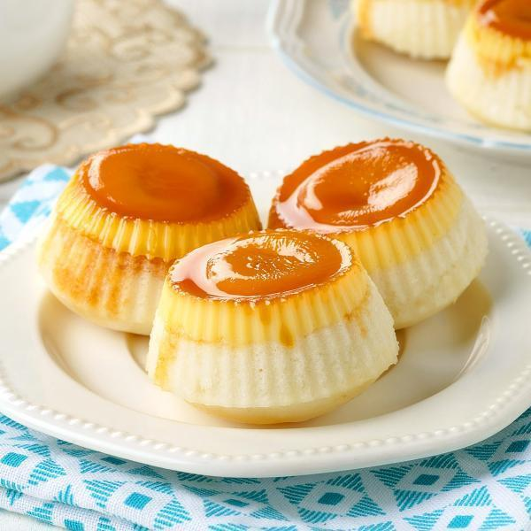 classic leche flan with a twist new variety puto leche flan