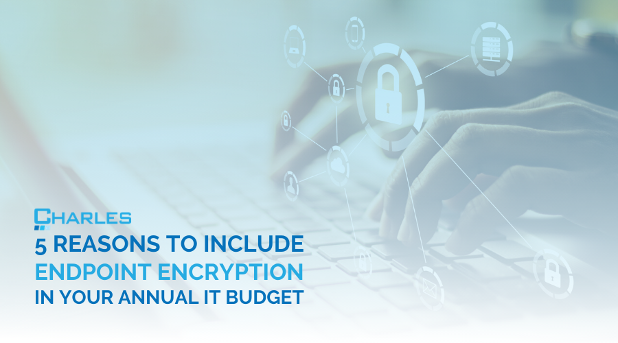 5 Reasons Why Encryption Is Important to Add to Your Annual IT Budget
