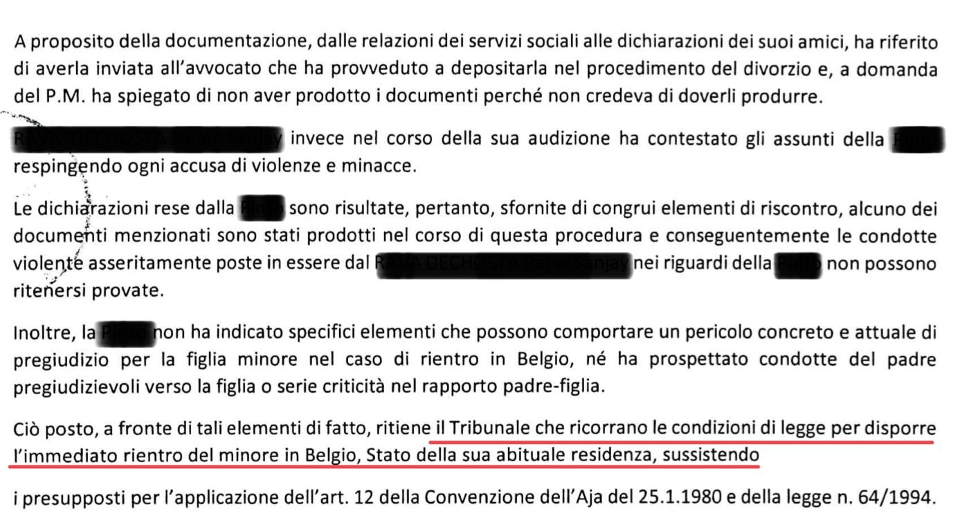 Documentazione tribunale per i minorenni di Lecce 2/3