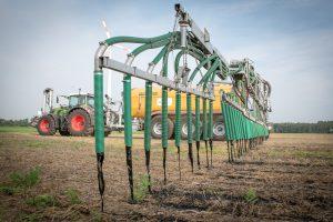 Common wheat fertilizer