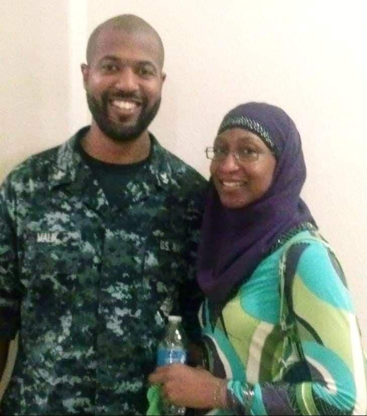 Umm Sumaiyah and husband