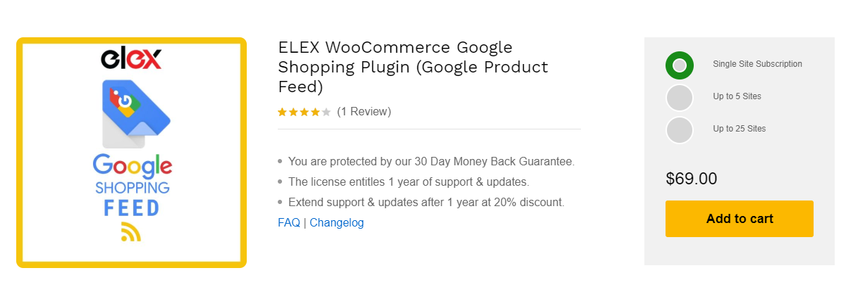 elex WooCommerce Plugin