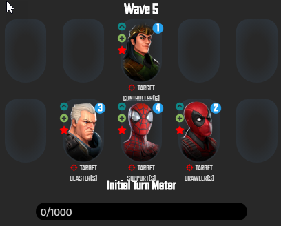 Marvel Strike Force: Fear The Darkness Guide & Kill Order 28