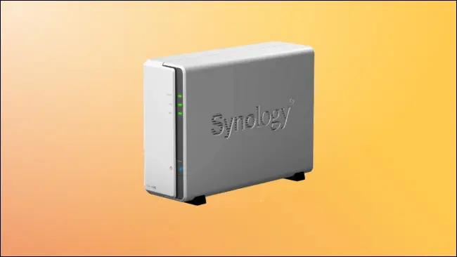 Thiết Bị Lưu Trữ Mạng NAS Synology DS120j 1 Bay NAS DiskStation