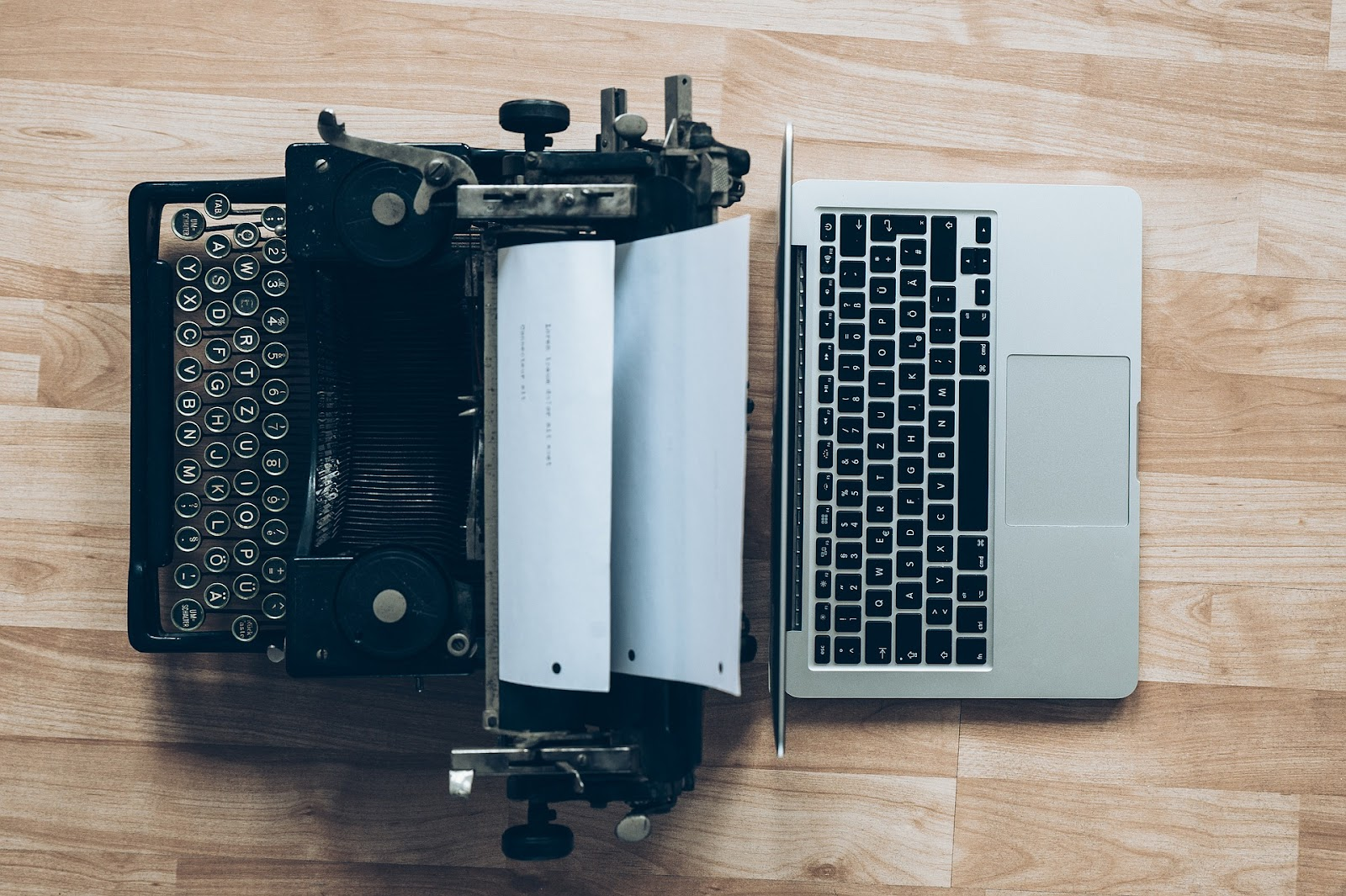 New and old blogging tools