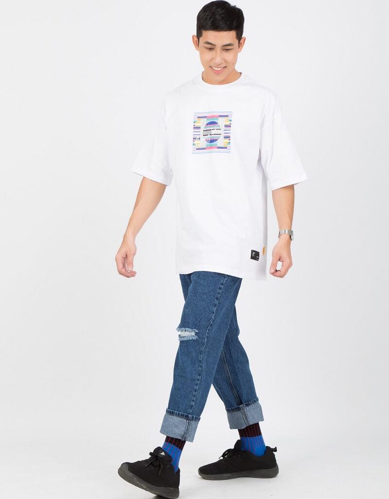 5 Tips diện áo Oversize nam cho anh chàng chuẩn Cool ngầu