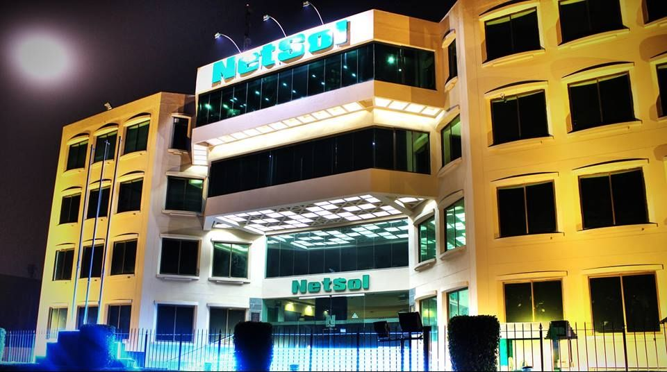 Netsol building
