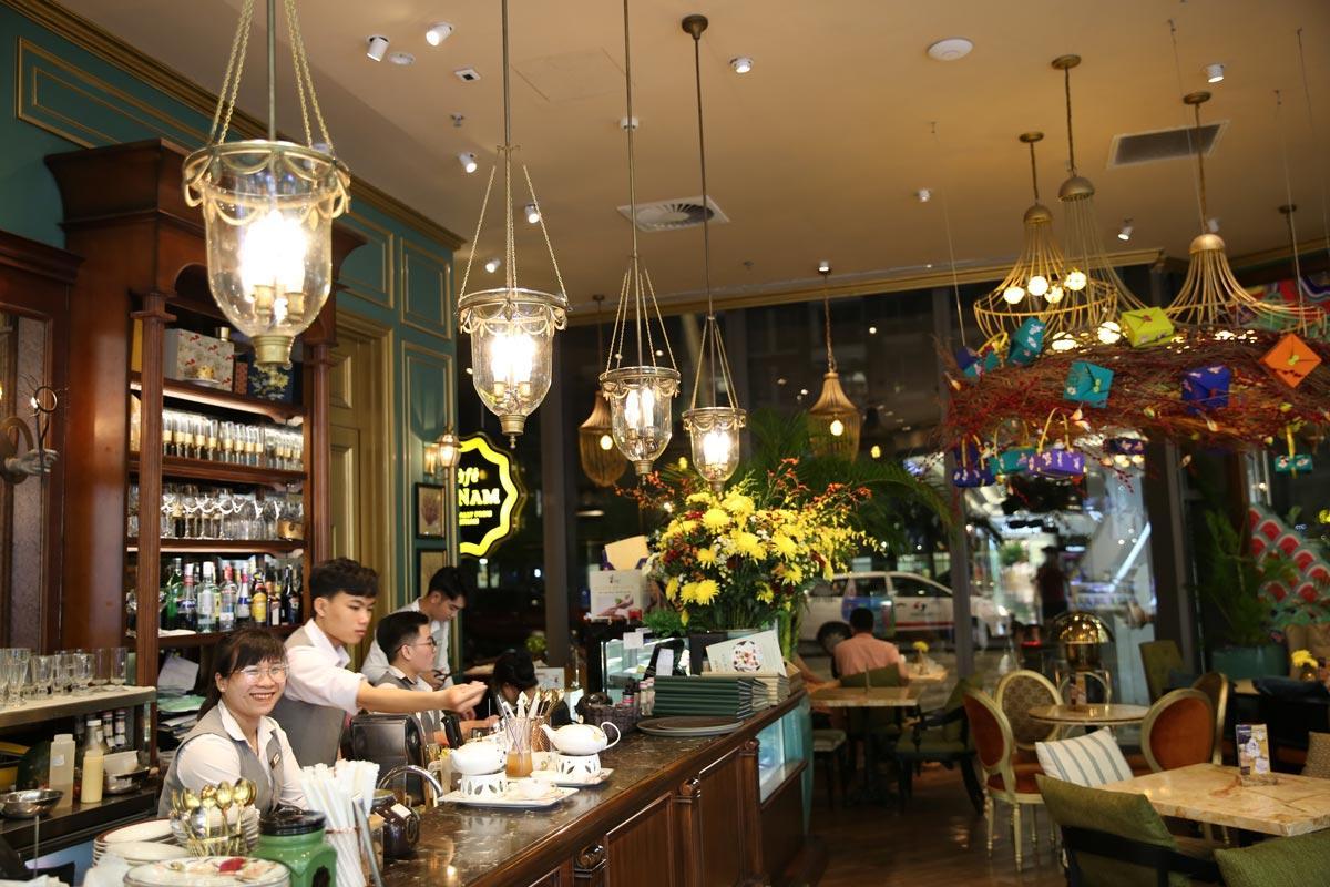 Lựa chọn đèn trang trí hợp với không gian quán café của bạn